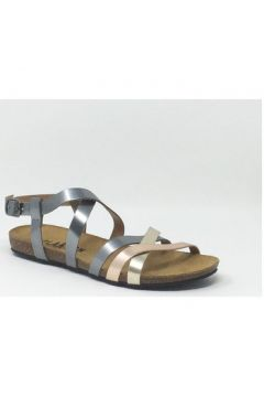 Sandales Plakton MAM VALI SILVER(127903379)