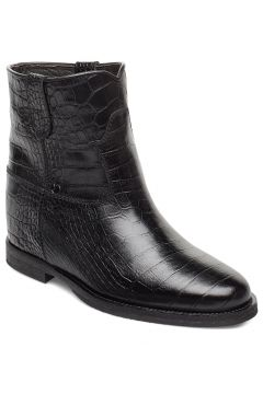 Isa Shoes Boots Ankle Boots Ankle Boots With Heel Schwarz NOTABENE(95003167)