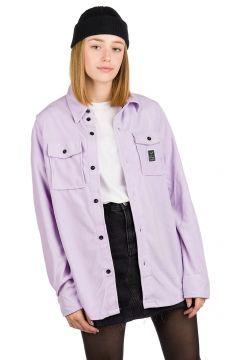 Rojo Main Street Microflee Ce Shirt LS paars(95396816)