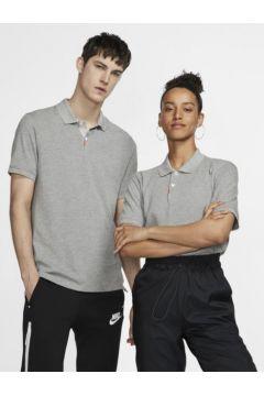 Nike Polo Dar Kesimli Unisex PoloÜst(124744077)