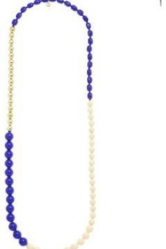 Collier Nali\' Nali\' - Bijoux collana mix sfere blu AMCL0387(101786850)