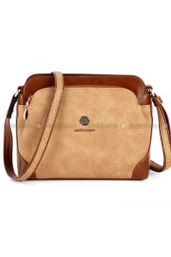 Brown - Shoulder Bags - Silver Polo(110324398)