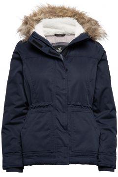 Weather True Anorak Outerwear Jackets Anoraks Blau HOLLISTER(114157063)