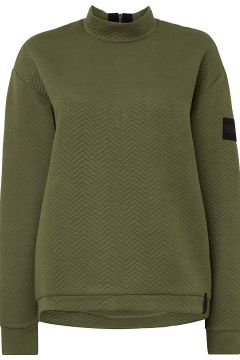 O\'Neill Aralia Quilted Crew Sweater groen(95390997)