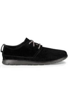 UGG Bowmore pour Hommes en Black, taille 40.5 | Treadlite By Ugg®/Suède(112239192)