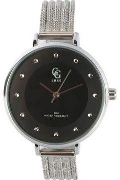 Montre Gg Luxe Montre femme noire bracelet argent Mary(88490268)