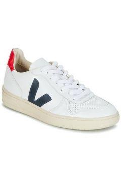 Chaussures Veja Basket V10 Dori Blanc(115632212)