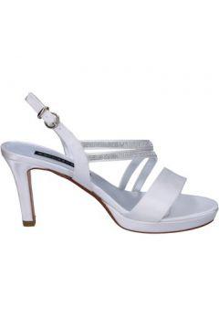 Sandales Bacta De Toi sandales blanc satin strass BT845(115442927)