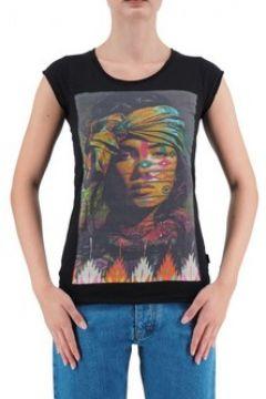 T-shirt Ko Samui Tailors T-Shirt Indien Noir KSUTBC423INDIANBLK(127969010)