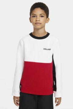 Nike Air Uzun Kollu Genç Çocuk (Erkek) Crew Üstü(118057242)