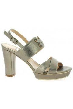 Sandales Benoite C Nu pieds cuir laminé(127909430)