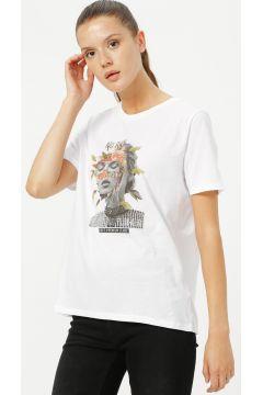Loft LF 2026217 White T-Shirt(123483455)