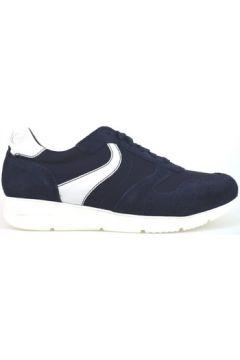 Chaussures Liu Jo élégantes bleu textile daim AH377(115393324)