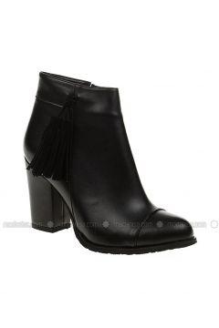 Black - Boot - Boots - DERİGO(110339471)
