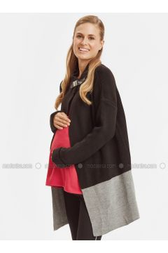 Black - Maternity Vest - LC WAIKIKI(110319751)