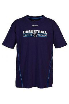 T-shirt enfant Spalding Tee-shirt Enfant Team Tee Shirt Enfant(127896342)