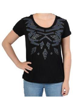 T-shirt Kaporal Tee Shirt Taja Black(115554551)