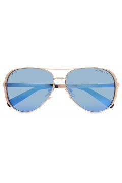 Chelsea Pilotensonnenbrille Sonnenbrille Gold MICHAEL KORS SUNGLASSES(116271799)