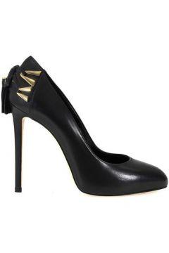 Chaussures escarpins Ninalilou Escarpins Micol Noir(127916844)