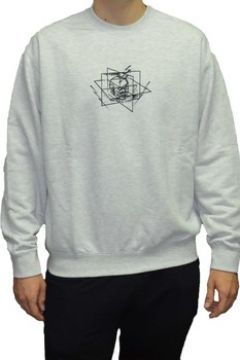 Sweat-shirt Obey FELPA GRIGIA(115487962)