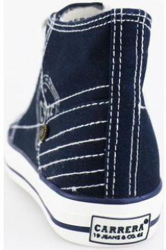 Chaussures enfant Carrera sneakers bleu toile AG506(115393477)