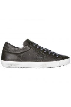 Men's shoes leather trainers sneakers paris(118070813)