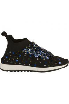 Chaussures Femme Plus Baskets mode femme - - Noir - 36(115511298)