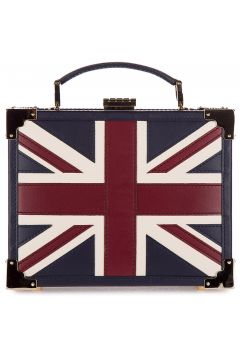 Women's leather clutch handbag bag purse trunk(118071329)