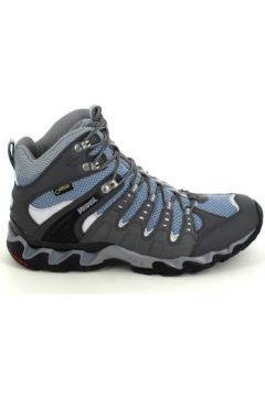 Chaussures Meindl Respond Mid GTX F Gris Bleu(115459445)