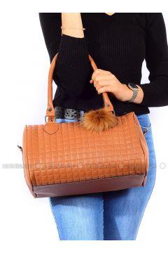 Tan - Shoulder Bags - Vip Moda(110339378)