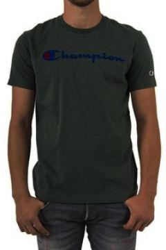 T-shirt Champion Verde(115478057)