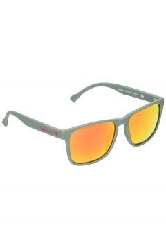Red Bull SPECT Eyewear LEAP-006P Matt Olive/Green groen(90500719)