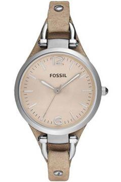 Montre Fossil Montre en Cuir Blanc Femme(88632323)