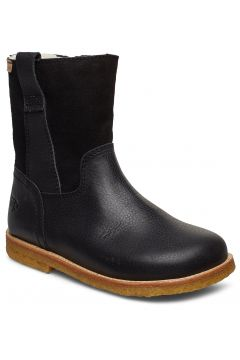 Hand Made Low Boot Stiefel Halbstiefel Schwarz ARAUTO RAP(93904906)