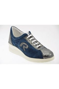 Chaussures Riposella 75642 BLUE Talon compensé(115496405)