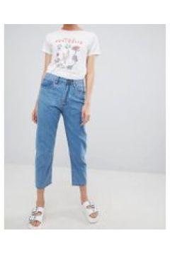 Ryder Vintage - Mom-Jeans - Blau(89818148)