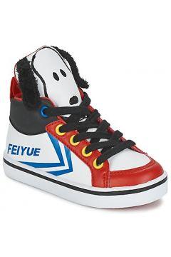 Chaussures enfant Feiyue DELTA MID PEANUTS(115431988)