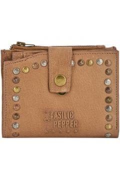 Porte-monnaie Basilic Pepper Porte-monnaie Studs cuir STUDS 16C-00BSTU94(115605623)