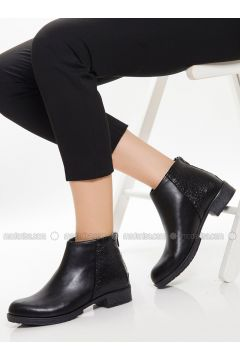 Black - Boot - Boots - Ayakkabı Havuzu(110333643)
