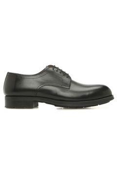 Magnanni Erkek Kahverengi Deri Ayakkabı Siyah 39 EU(121827531)