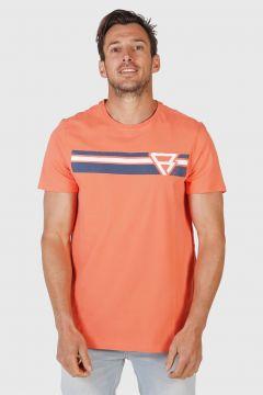 Brunotti Tim-Print Mens T-shirt(116973983)