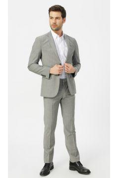 Fabrika Gri Erkek Takım Elbise(113996401)