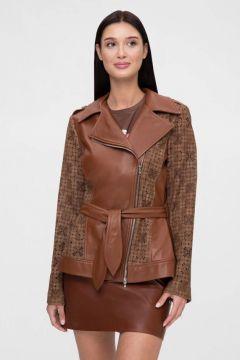 Куртка кожаная Amante(103269539)