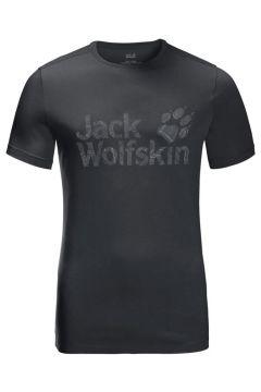 Jack Wolfskin 5022191-6350 Wolf Logo T M T-Shirt(114005525)