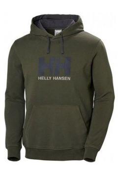 Sweat-shirt Helly Hansen HOODIE LOGO / KAKI(115404640)