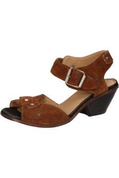 Sandales Moma sandales marron daim AD159(115393693)