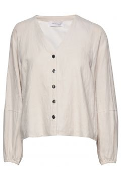 Ayo Blouse Bluse Langärmlig Creme STORM & MARIE(114153839)