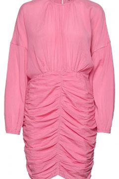 Rodebjer Adilah Kleid Knielang Pink RODEBJER(109112897)