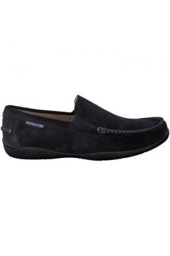 Chaussures Mephisto Mocassins IANIK bleu foncé(127897381)