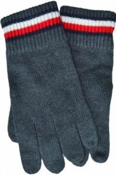 Gants Tommy Hilfiger Gant gris en coton et cachemire pour homme(115413239)